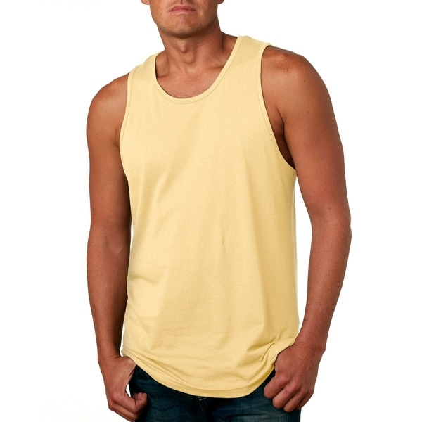 Next Level Mens Premium Jersey Tank (3633) by  Savings