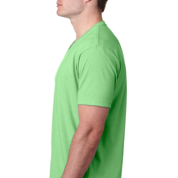 Next Level mens Premium CVC V-Neck Tee (6240)