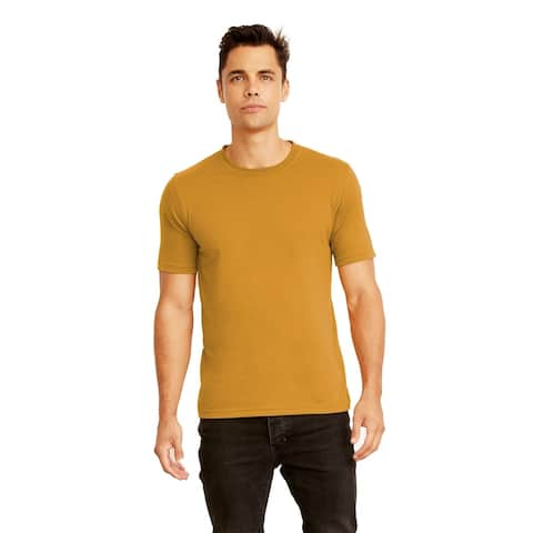Next Level mens Premium Fitted Short-Sleeve Crew (3600)
