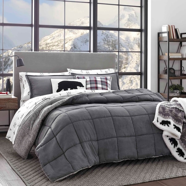 Eddie Bauer Sherwood Comforter Set   Full   Queen   3 Piece by Eddie Bauer