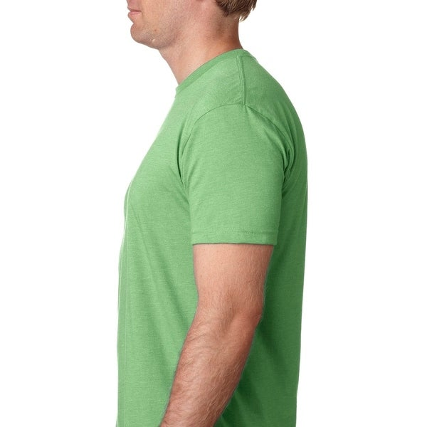 Next Level Mens Premium Fitted CVC Crew Tee (N6210) by  Best Choices