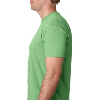 Next Level mens Premium Fitted CVC Crew Tee (N6210)
