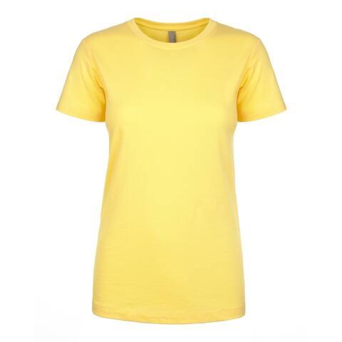 Next Level womens Ideal Short-Sleeve Crew Tee (N1510)