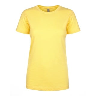 Next Level womens Ideal Short-Sleeve Crew Tee (N1510)
