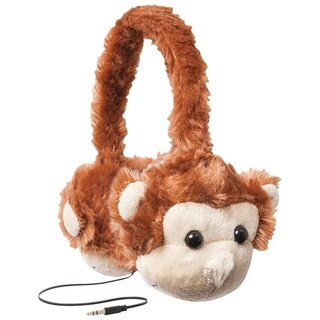 Jamsonic Stuffed Animal Plush Headphones