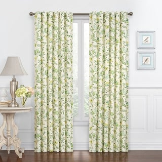 Waverly Carolina Crewel Window Curtain (4 options available)