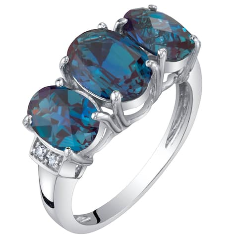 6f8e83222e0b4 Alexandrite, Anniversary Rings | Find Great Jewelry Deals Shopping ...