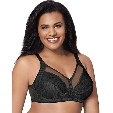 Just My Size womens Comfort Shaping Wirefree Bra (1Q20)