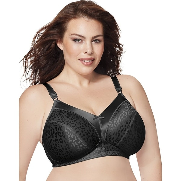 f6d46470063c6 Shop Just My Size Womens Satin Stretch Wirefree Bra (1960) - Free ...