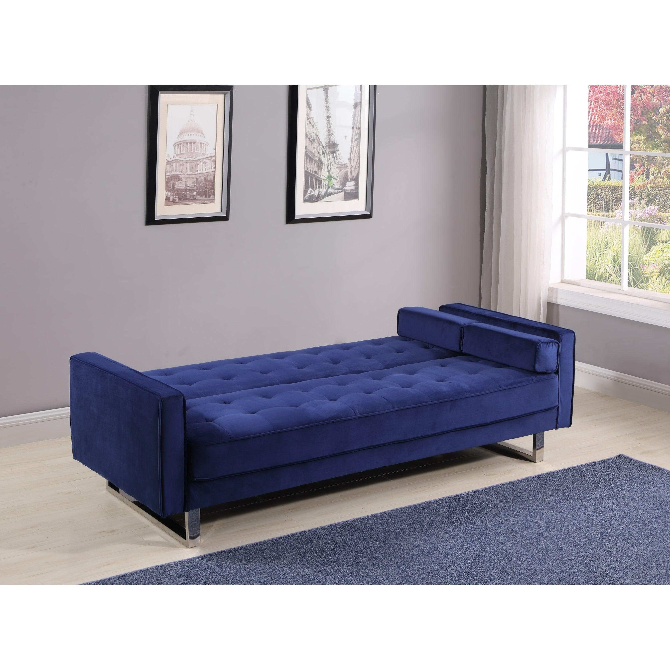 Enjoyable Best Quality Furniture Velvet Tufted Click Clack Sofa Bed Pdpeps Interior Chair Design Pdpepsorg