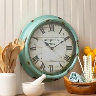 "Chryse 16.5"" Diameter Kitchen Wall Clock"
