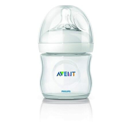 Philips AVENT SCF690/17 Natural Feeding 4 oz Bottle 0M+