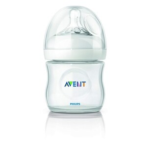 Philips AVENT SCF690/17 Natural Feeding 4 oz Bottle 0M+