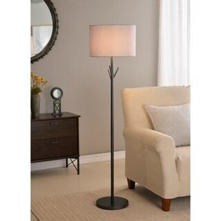 Bloom 61-inch Graphite Floor Lamp