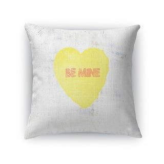 BE MINE Throw Pillow By Kavka Designs