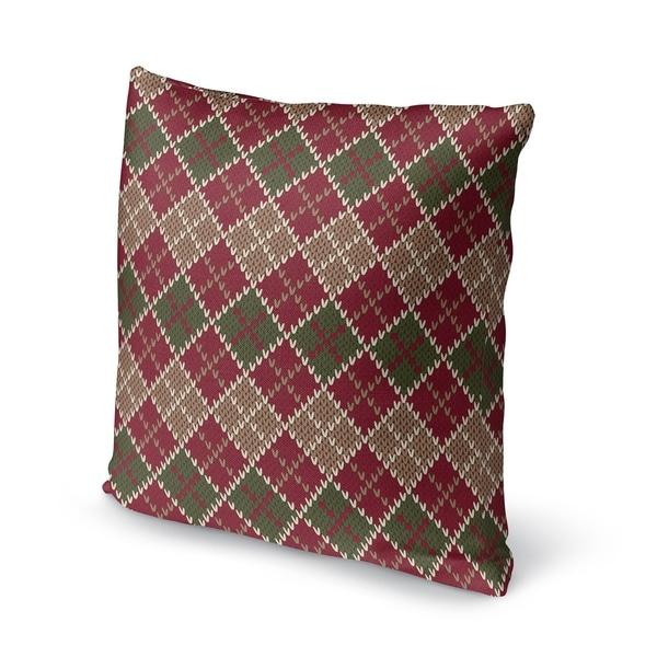 CHRISTMAS 14 Throw Pillow By Kavka Designs