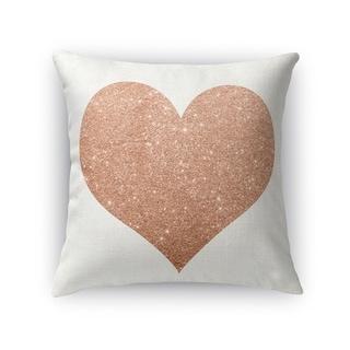 HEART Throw Pillow By Kavka Designs