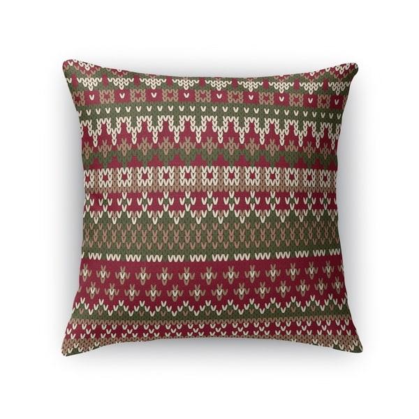 CHRISTMAS 15 Throw Pillow By Kavka Designs