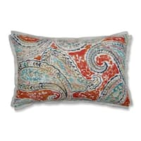 Pillow Perfect Indoor Bright & Lively Nectar Rectangular Throw Pillow, 18.5 in. L X 11.5 in. W X 5 in. D