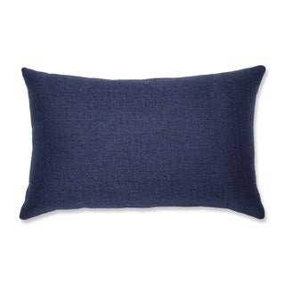 Pillow Perfect Indoor Sonoma Navy Rectangular Throw Pillow, 18.5 in. L X 11.5 in. W X 5 in. D