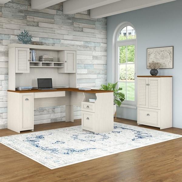 Desks With Hutches Storage Desk Hole Cover