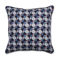 Pillow Perfect Indoor Echo Geo Admiral 18-inch Throw Pillow