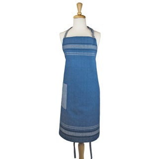 Design Imports French Stripe Kitchen Apron