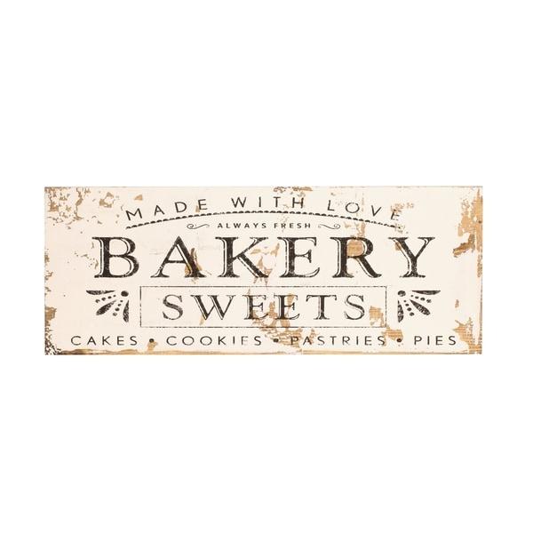 Farmhouse Bakery Sweets Sign