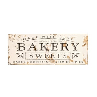 Farmhouse Bakery Sweets Sign