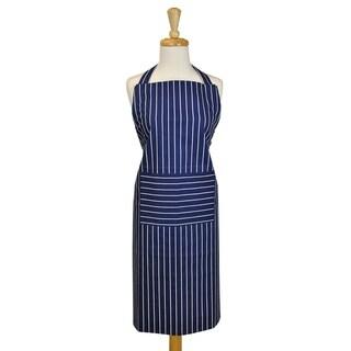 Design Imports Stripe Chef Kitchen Apron