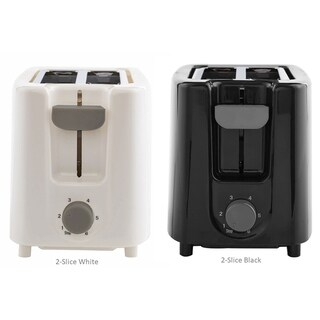 Continental Electric 2-Slice Toaster Cool Touch