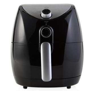 Shop Continental Electric 2 0 Liter Air Fryer Black