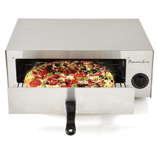 Continental Electric Professional Pizza Baker & Frozen Snack Oven