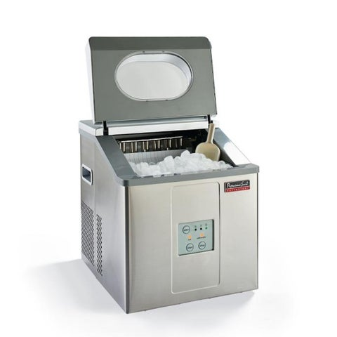 Professional Series Portable Ice Maker 33 lb. Stainless