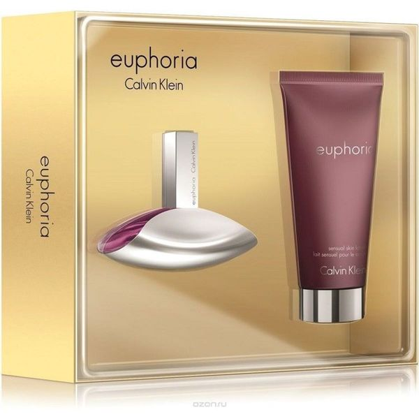 Shop Calvin Klein Euphoria Women s 2-piece Gift Set - Free Shipping Today -  Overstock.com - 22544929 d99df54e68