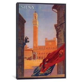 "iCanvas ""Siena"" by Vintage Apple Collection Canvas Print"