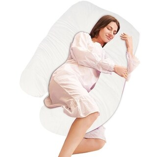U Shape Body Pillow Pregnancy Comfort Support Cushion