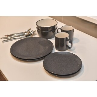 Morning Fog 16Pc Dinner Set
