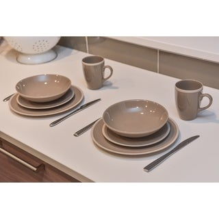 Link to Sahara Khaki 16Pc Dinner Set Similar Items in Dinnerware