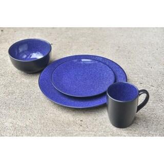 Midnight Blue 16Pc Dinner Set