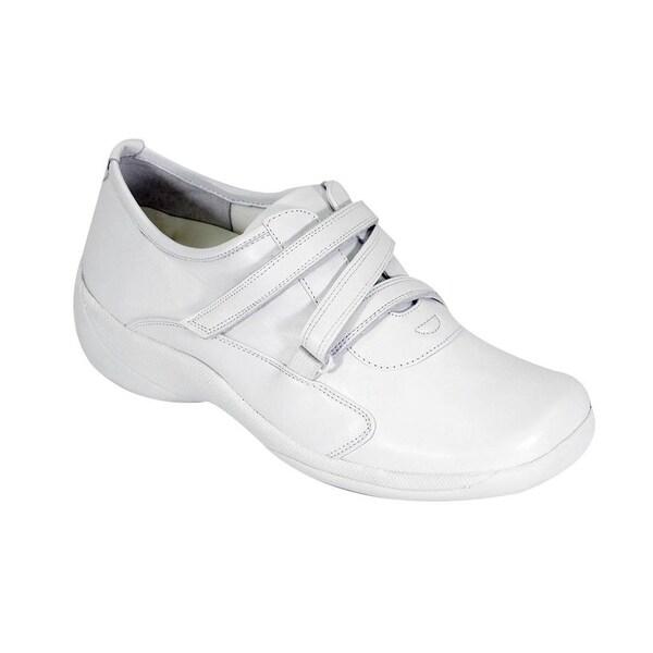 24 HOUR COMFORT Jordan Women Wide Width Trendy Slip On Shoes ...