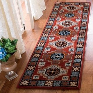 Safavieh Handmade Heritage Krystle Traditional Oriental Wool Rug