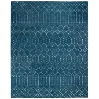 Safavieh Handmade Himalaya Shira Modern Wool Rug