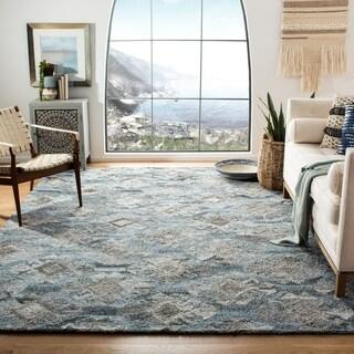 Safavieh Handmade Abstract Lela Modern Wool Rug