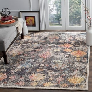 Safavieh Bristol Rosemary Vintage Boho Oriental Polyester Rug