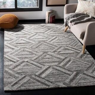 Safavieh Handmade Abstract Inez Modern Wool Rug