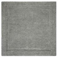Safavieh Handmade Glamour ShagGrey Polyester Rug - 6' x 6' Square