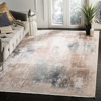 Safavieh Eclipse Desiree Vintage Boho Abstract Viscose Rug