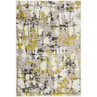 "Safavieh Skyler Modern & Contemporary Grey / Green Rug - 5'1"" x 7'6"""