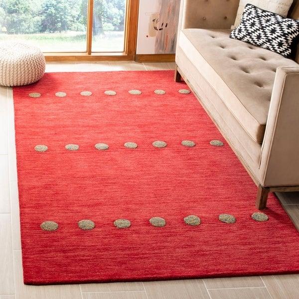 Safavieh Handmade Himalaya Brittni Modern Wool Rug